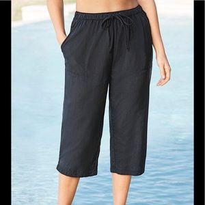 Swimsuits For All NWT Nylon Capri Coverup, 22/24
